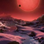 TRAPPIST-1 System Photos and illustrations